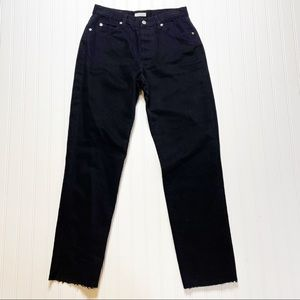Ted Baker Button Fly Black Jeans Trousers 32